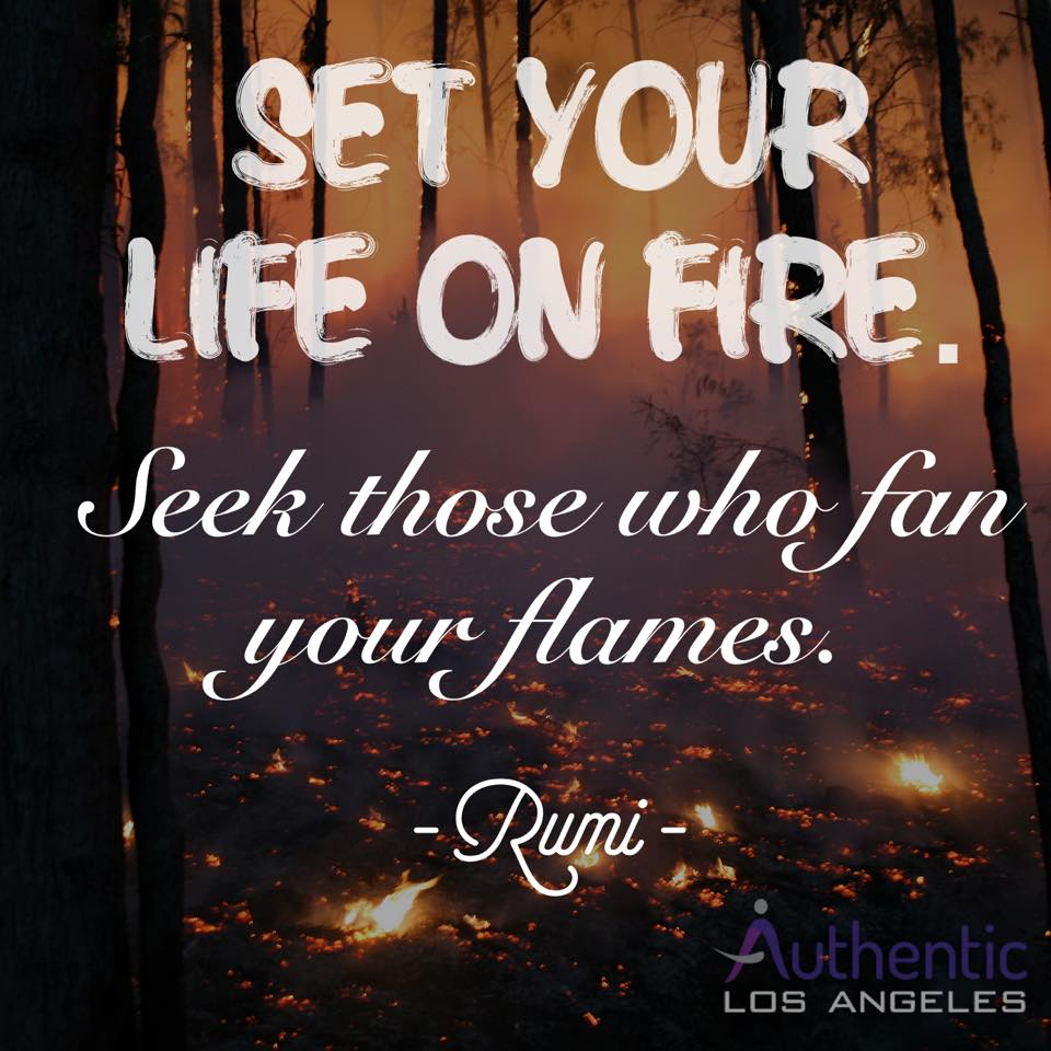 Set Your Life on Fire